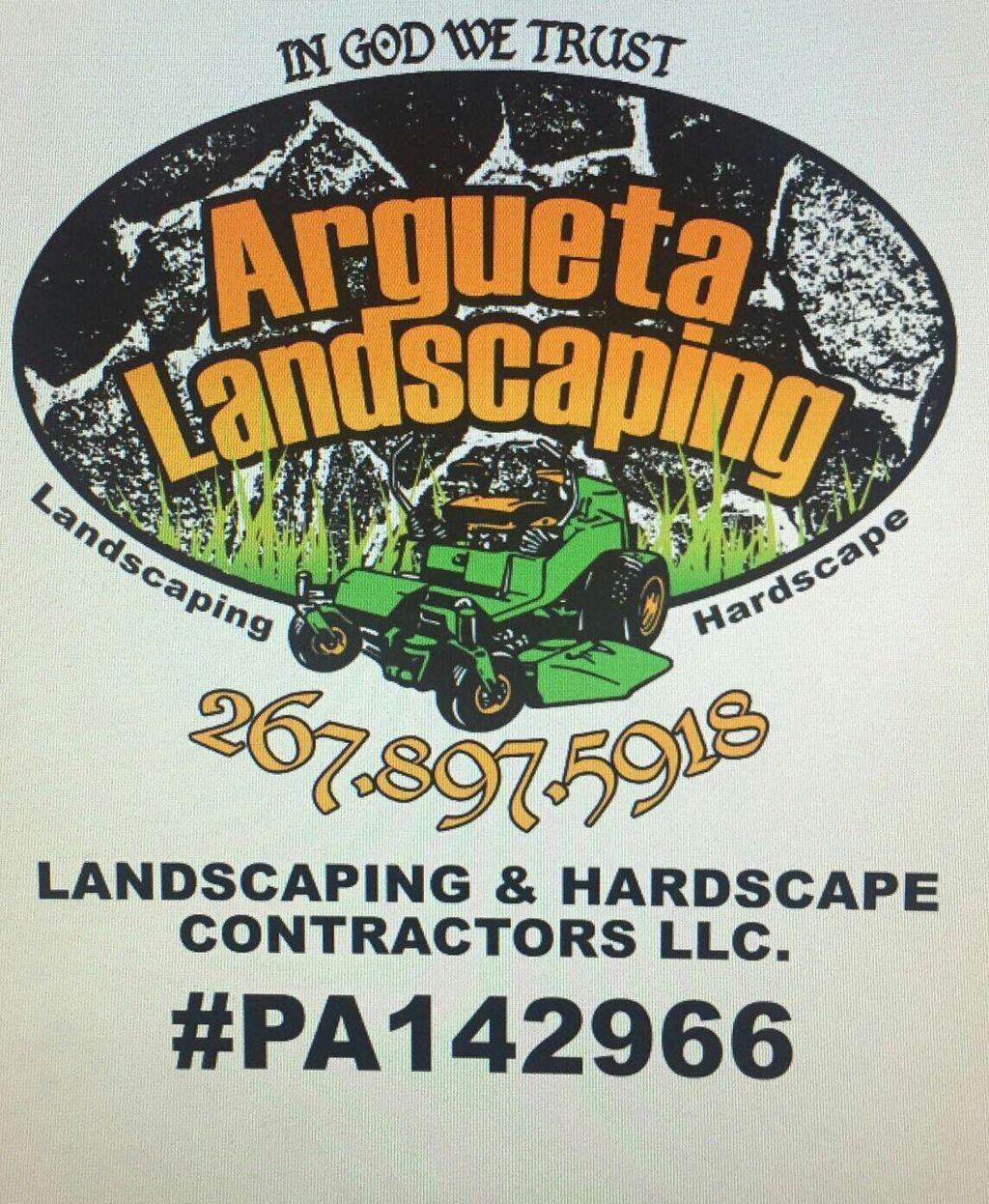 Argueta Landscaping & Hardscape