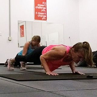 Strength - Bodyweight (pushups)