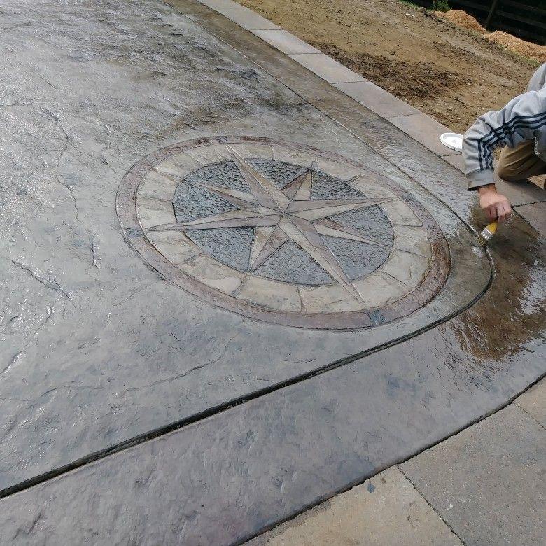 Stamper Concrete