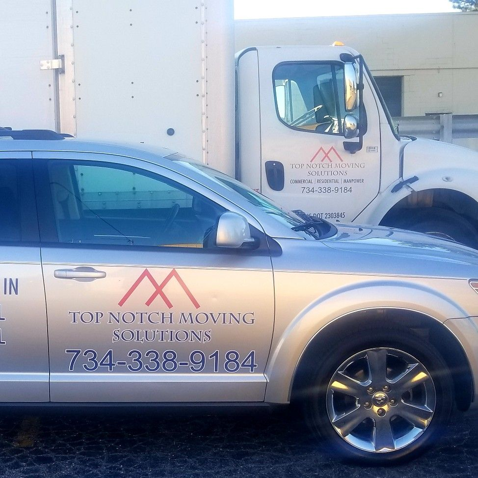 Top Notch Moving Solutions Inc.