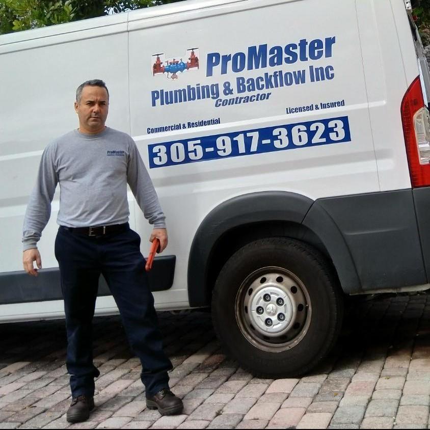 ProMaster Plumbing & Backflow Inc