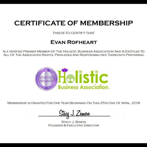 Holistic Business Association