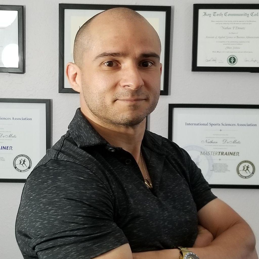 Nathan DeMetz Personal Training