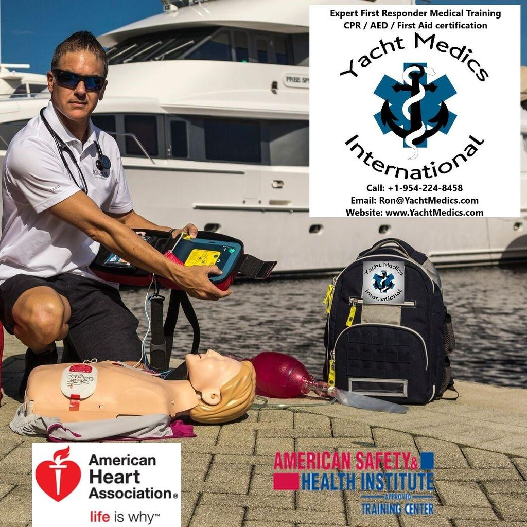 Yacht Medics International LLC