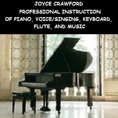 Avatar for Joyce Crawford Piano, Vocal, Music Theory Academy Wellington, FL Thumbtack