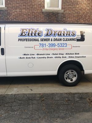 Avatar for Elite drains llc Wakefield, MA Thumbtack