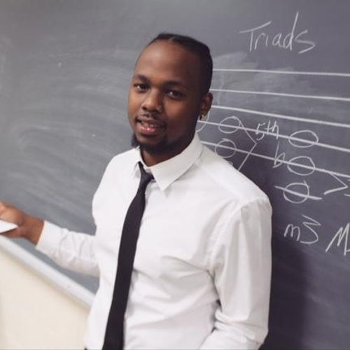 Daniel Simmons-Piano Instructor