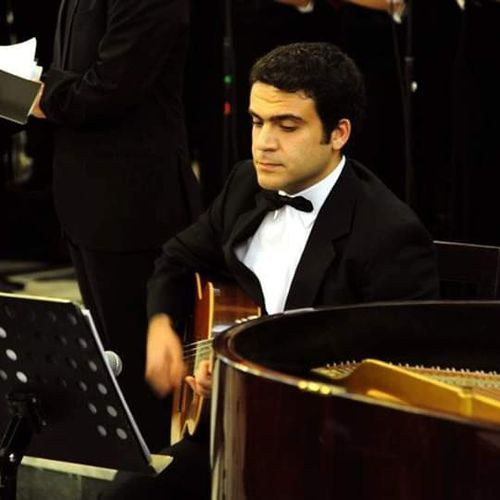Rami Alshibli - Guitar Instructor