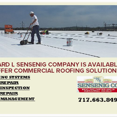 Commercial Roofing Solution