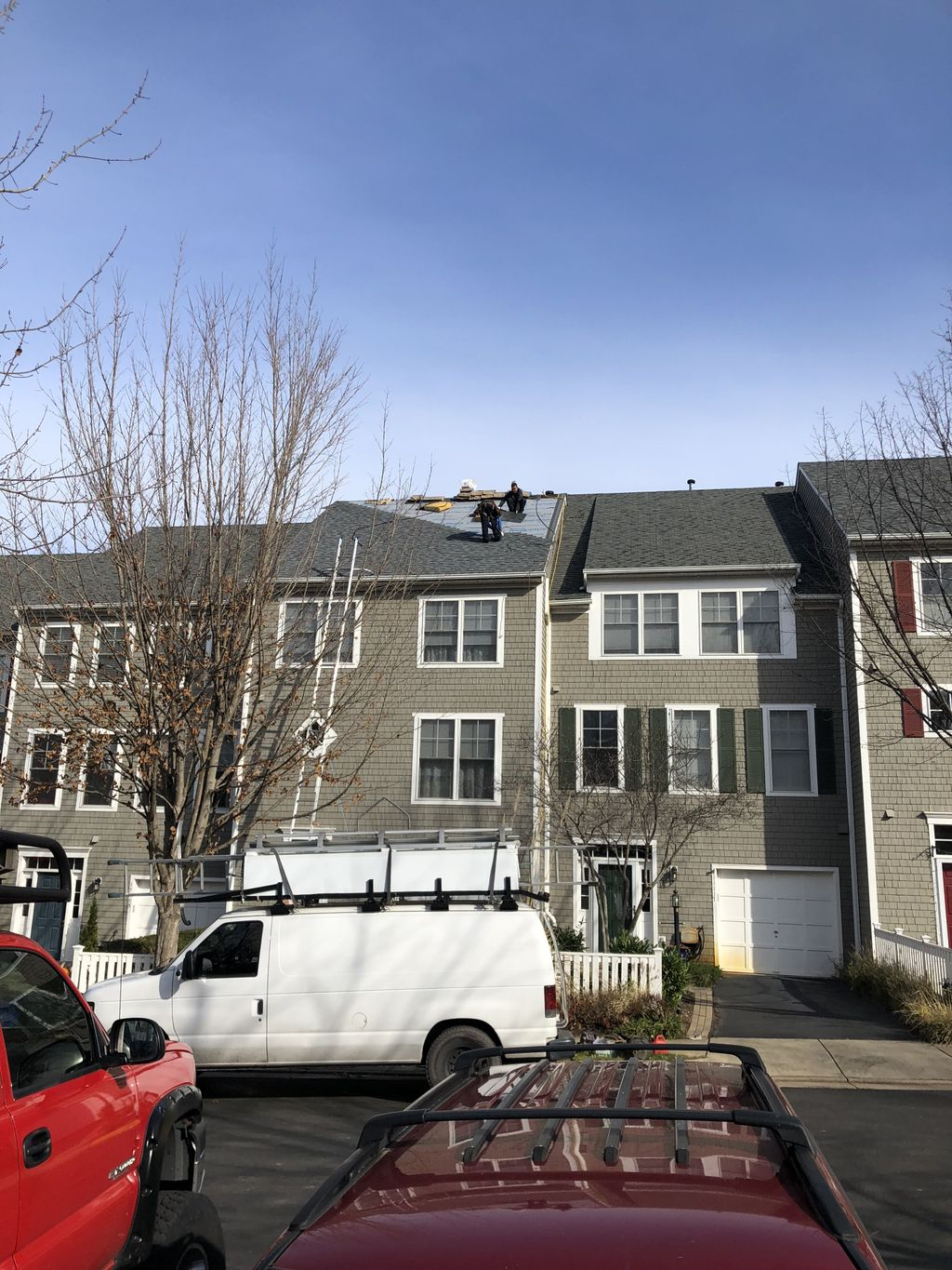 Townhouse Roof Replacement