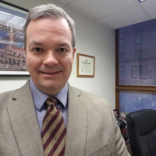 Attorney Terry Leeders