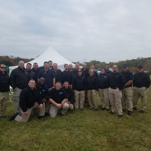 Large Scale Event Security
