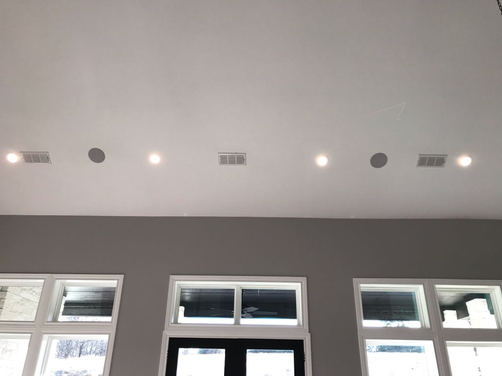 Whole home audio, media room, smart home