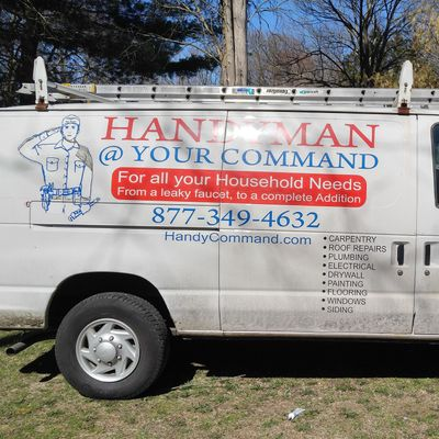Avatar for Handyman@Your Command LLC Beltsville, MD Thumbtack