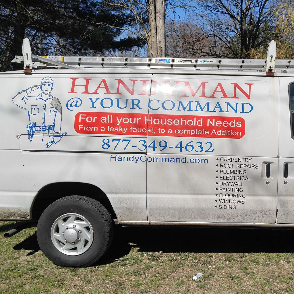 Handyman@Your Command LLC