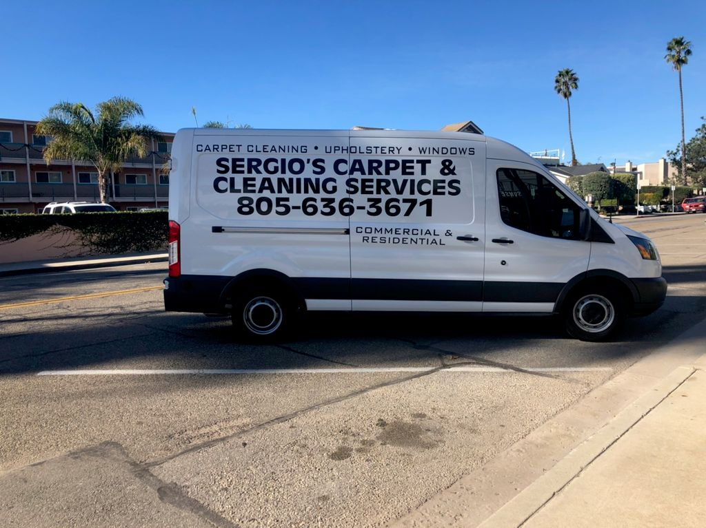 Sergio's Carpet and Cleaning Service