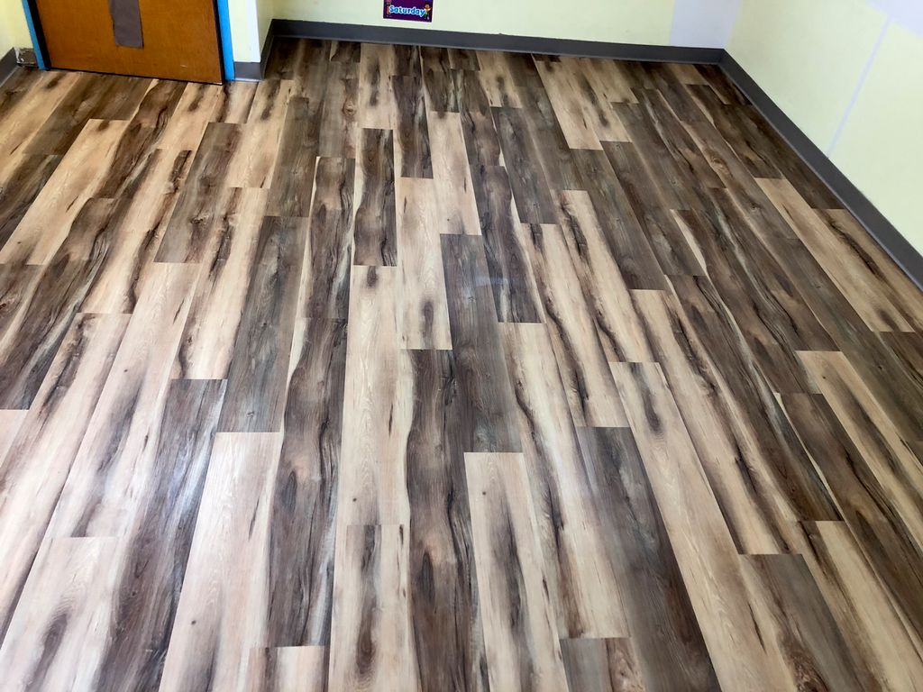 Cross Tile and Flooring