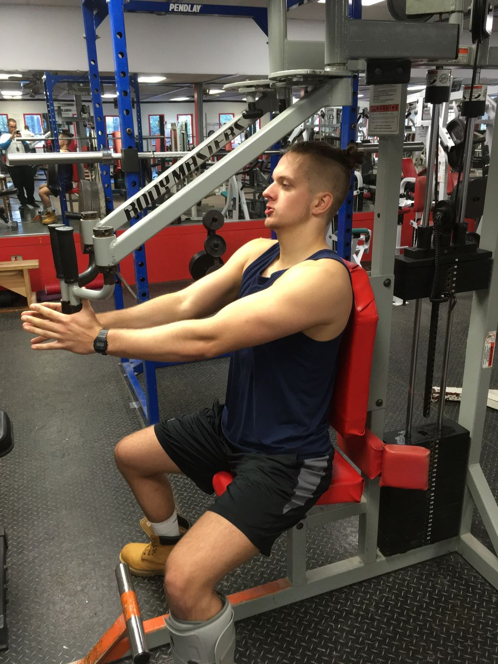 Body Recomposition and muscle building