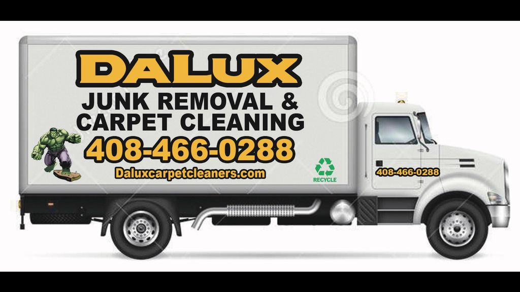 Dalux Junk Removal and carpet cleaning Services