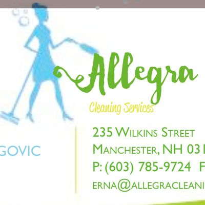Avatar for Allegra Cleaning Service LLC