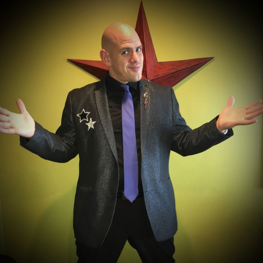 Magical Matt of Bonkerz Entertainment