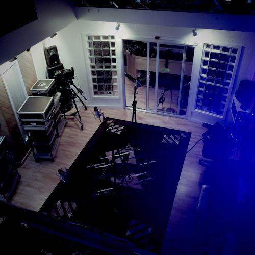 Studio C (Above View)