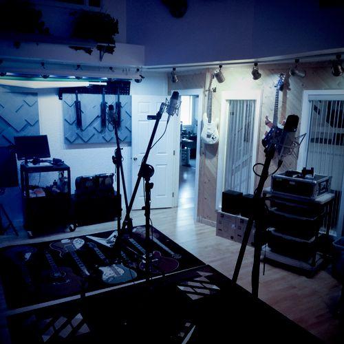 Studio C (Ground View)