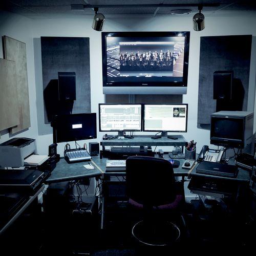 Video/Mastering Suite