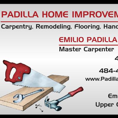 Avatar for Padilla Home Improvement