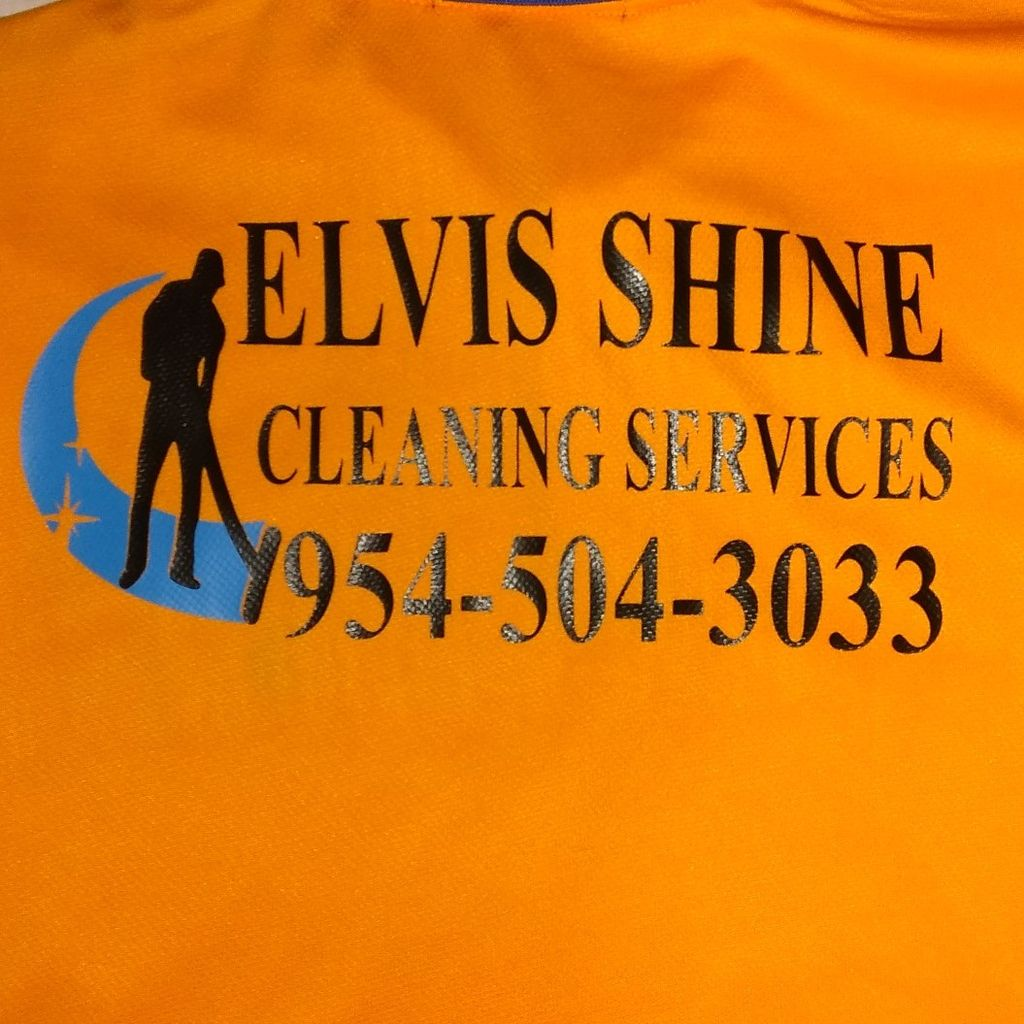 ELVIS SHINE CLEANING SERVICES