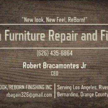 ReBorn Furniture Repair and Finishing Moreno Valley, CA Thumbtack