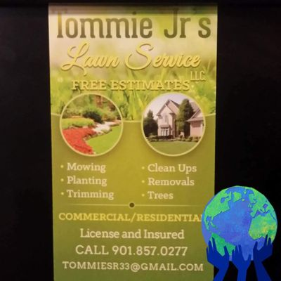 Avatar for Tommie Jr's Lawn Service Memphis, TN Thumbtack