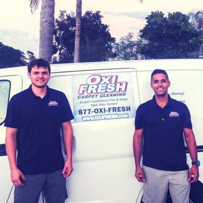 Avatar for Oxi Fresh Carpet Cleaning Naples, FL Thumbtack