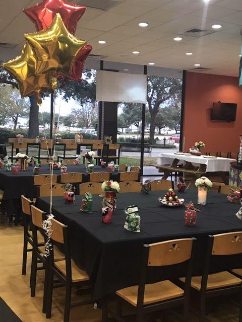 Corporate Christmas Event Venue Rental