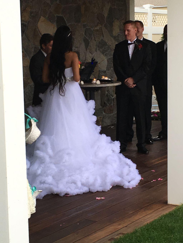 Summer Wedding in Queens
