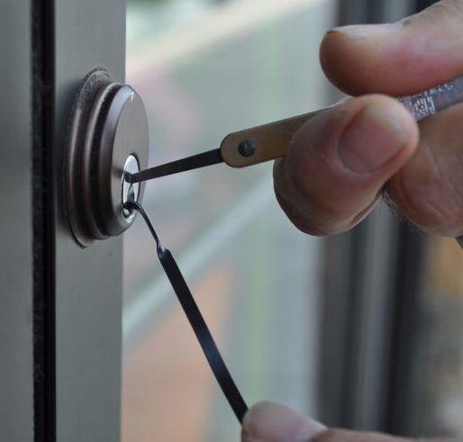 Elevated Key & Lock