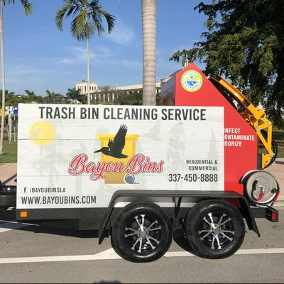 Avatar for Bayou Bin Wash & Exterior Cleaning Services Lafayette, LA Thumbtack