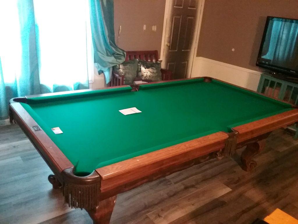 J D Pool Table Service Moline Il