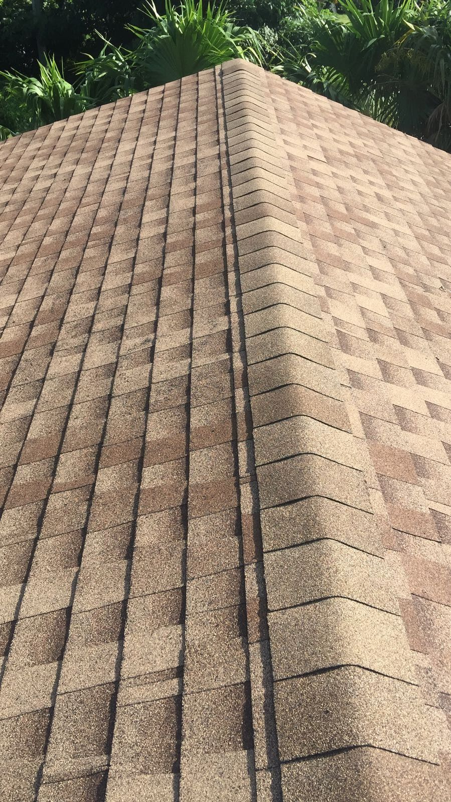 roof re-deck