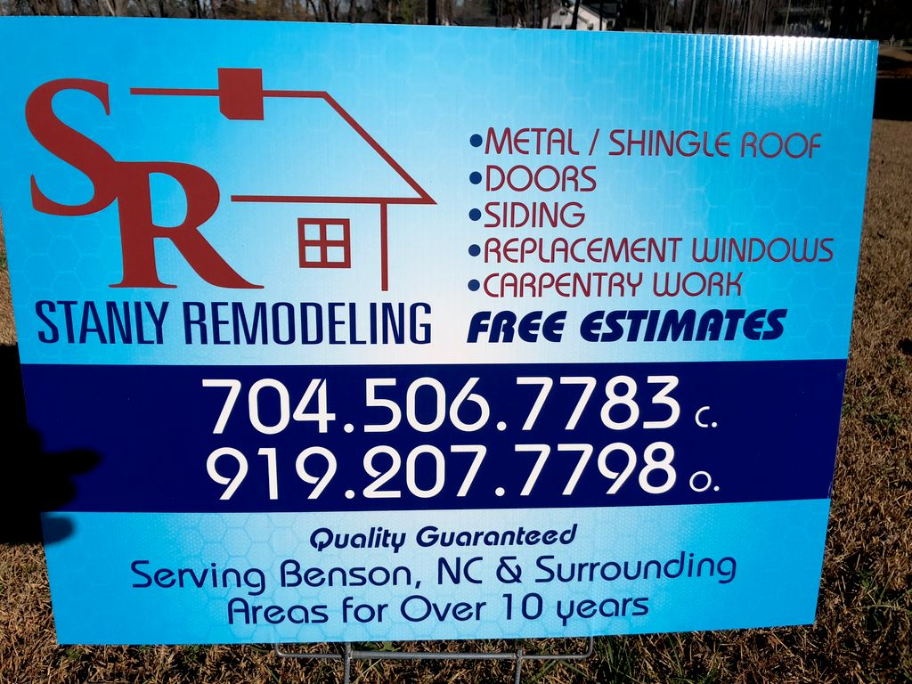 Stanly Remodeling