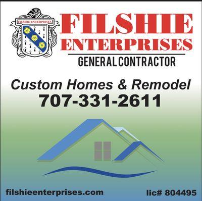 Avatar for Filshie Enterprises Santa Rosa, CA Thumbtack