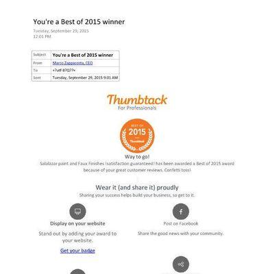 Avatar for drywall &texturerepairs satisfaction guaranteed! Greensboro, NC Thumbtack