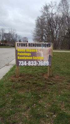 Avatar for Lyons Renovations Ypsilanti, MI Thumbtack
