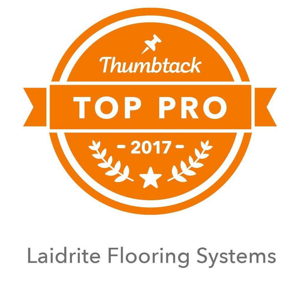 Laidrite Flooring Systems