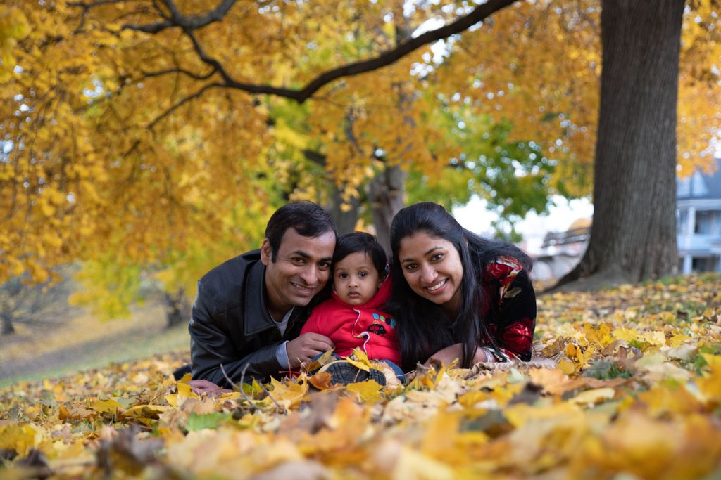 Fall - Family Photoshoot