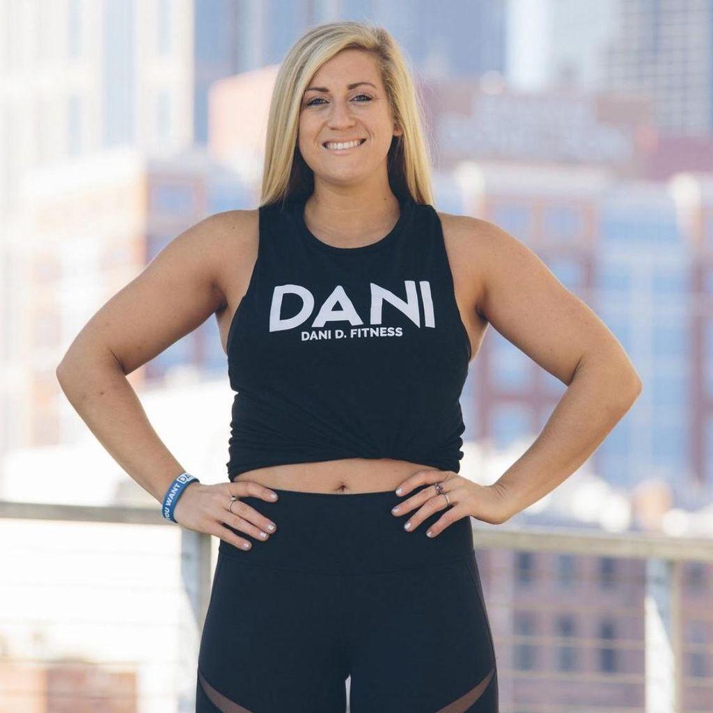 Dani D. Fitness