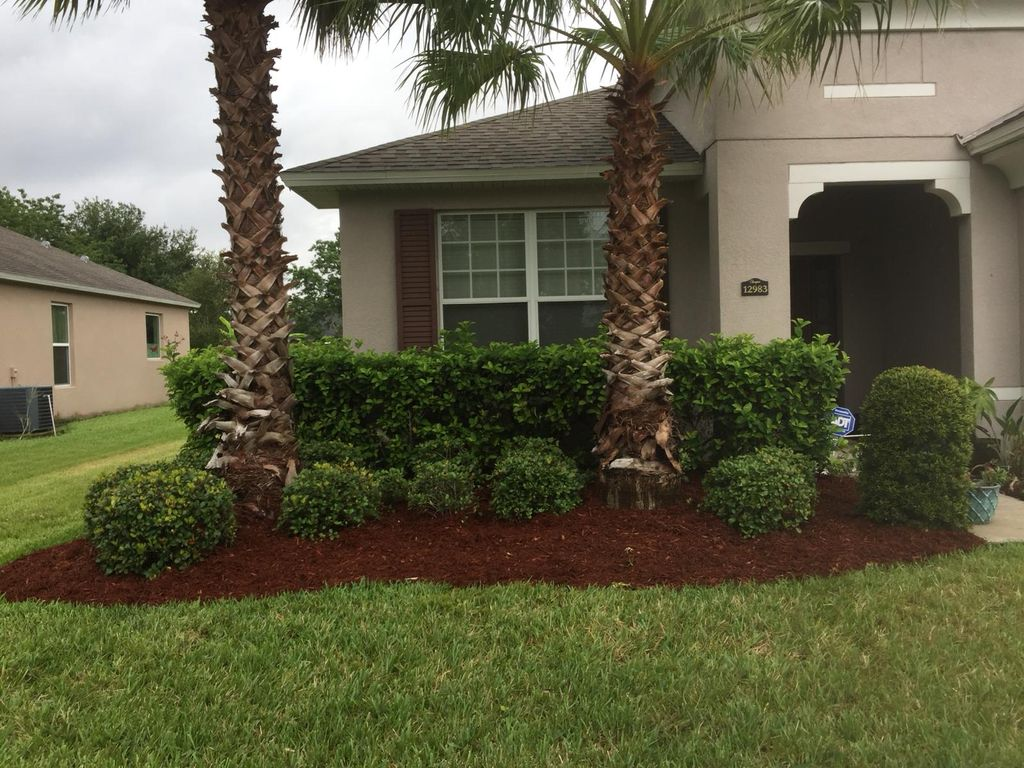 Mulch replacement