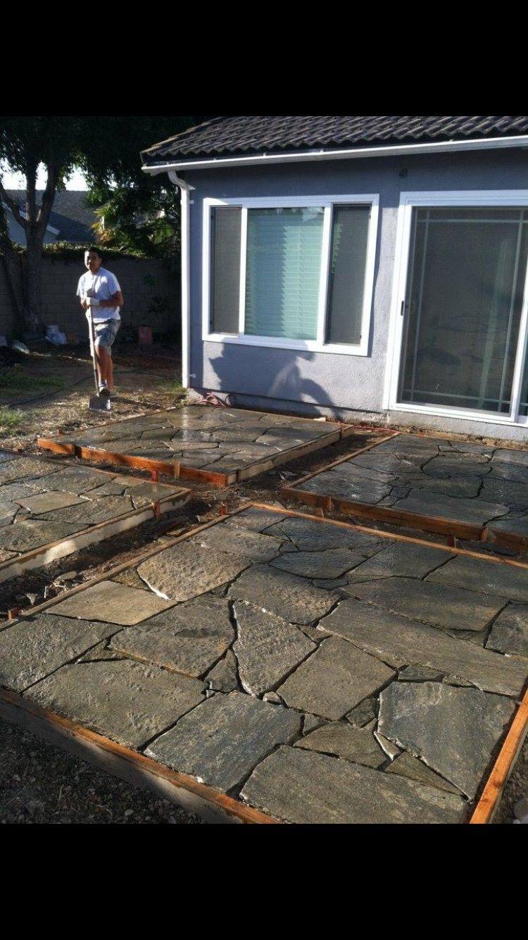 AAA Concrete Designs Lic#947476