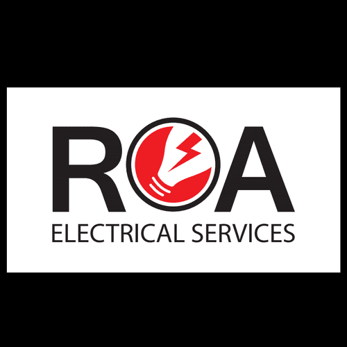 Roa Electrical Services Logo