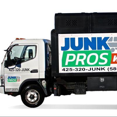 Avatar for Junk Pros WA LLC Redmond, WA Thumbtack